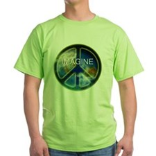 peace sightx2nfont copy T-Shirt
