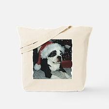 Santa BT Tote Bag