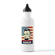 Honor-(dark-shirt) Water Bottle