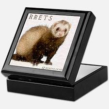 ferretcalcover Keepsake Box