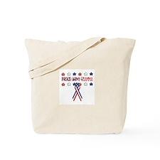 Proud Army Gramma Tote Bag