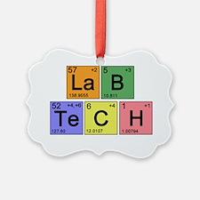 LaB TeCH color2 copy Ornament