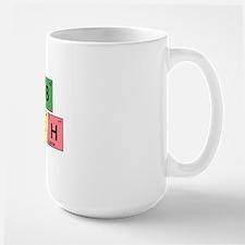 LaB TeCH color2 copy Large Mug