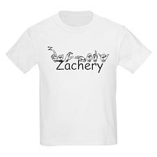 Zachery Kids T-Shirt