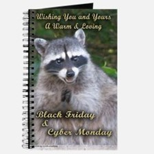 Black Friday card Journal