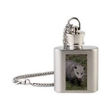 PO2.34x3.2A Flask Necklace