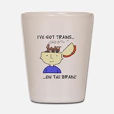 train_Brain2 Shot Glass