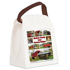 P-MadisonCoBridges-T-Shirt Canvas Lunch Bag