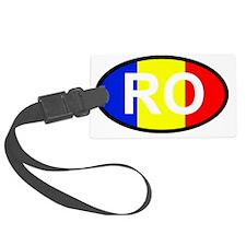 ro_flag Luggage Tag