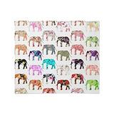 Elephant Blankets