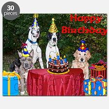 BirthdayCard Puzzle