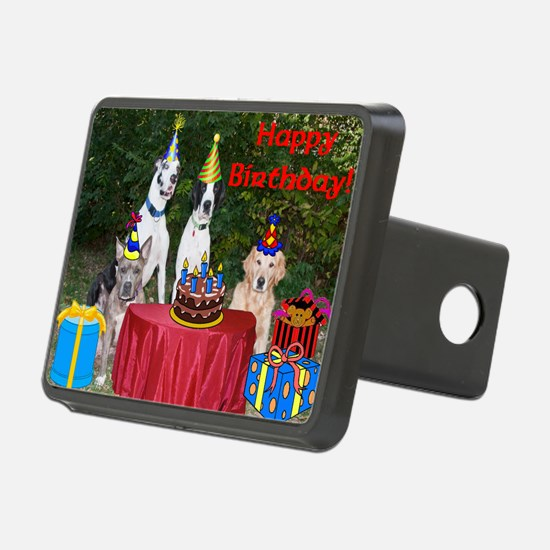 BirthdayCard Hitch Cover