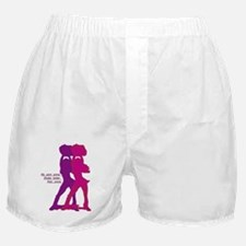 My pom poms shake Boxer Shorts