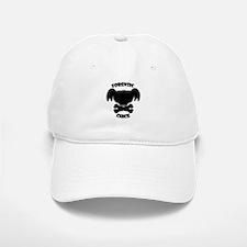 Forensics Chick Baseball Baseball Cap