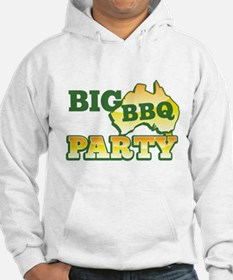 Aussie Barbecue Party Hoodie