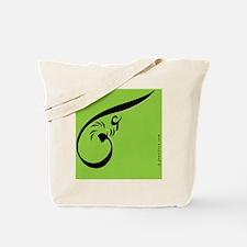 eshgh-4misc35-blk-green-ipod4-t Tote Bag