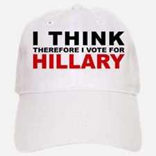 Vote For Hillary Baseball Baseball Cap