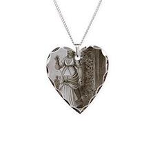 Ghawazee Girl Mousepad2 Necklace
