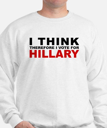 Vote For Hillary Jumper