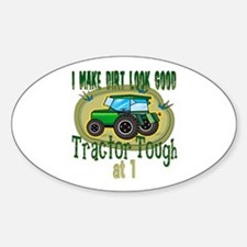 Tractor Tough 1st Decal