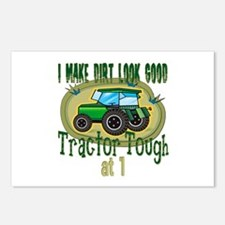 Tractor Tough 1st Postcards (Package of 8)