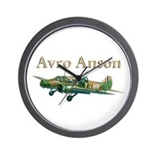 Avro Anson Wall Clock