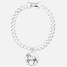 Horse Illustration3 - Co Bracelet