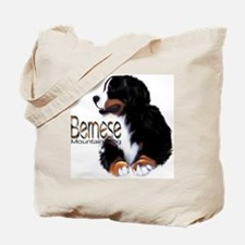 Bernese Male Tote Bag