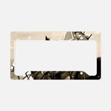 civilwar_smp License Plate Holder