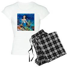 Mermaid under the midnight  Pajamas