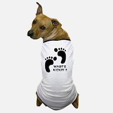 Babyfeet_final Dog T-Shirt
