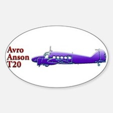Avro Anson T20 Decal