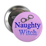 Naughty Witch Button