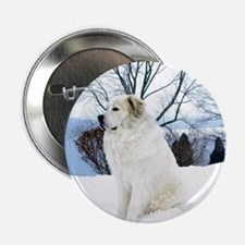 """great pyrenees 2.25"""" Button"""