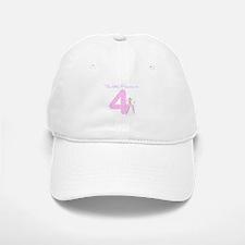 Princess Birthday Custom Age Baseball Baseball Cap