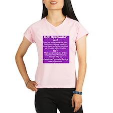 DystoniaTShirt3 Performance Dry T-Shirt