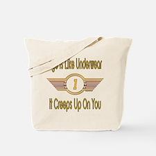 Funny 1st Birthday Tote Bag