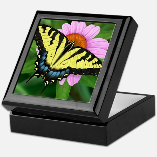 Swallowtail Keepsake Box