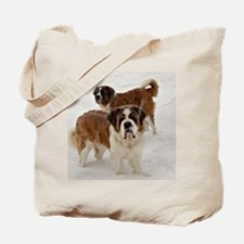 dodgecudasnow Tote Bag