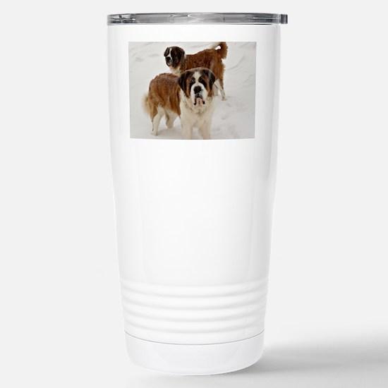 dodgecudasnow Stainless Steel Travel Mug