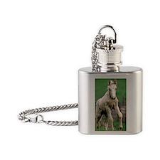 frolicking_lgp Flask Necklace