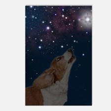 O Howly Night Front Postcards (Package of 8)