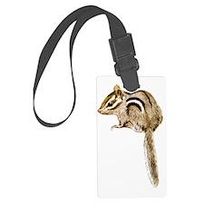 chipmunk-tail Luggage Tag
