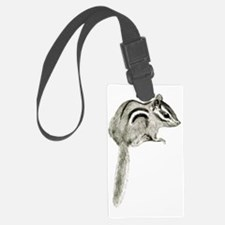 chipmunk Luggage Tag