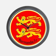 Normandie_Polo 2 Wall Clock