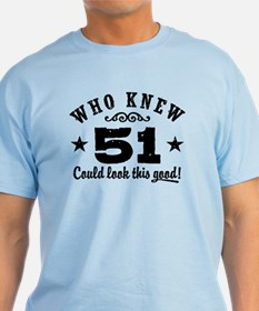 Funny 51st Birthday T-Shirt
