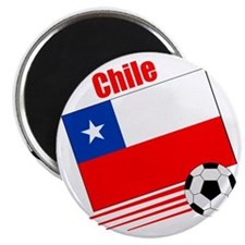 chile  ball big Magnet