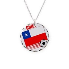 chile  ball big Necklace