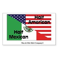 mexican-american Decal