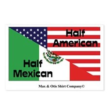 mexican-american Postcards (Package of 8)
